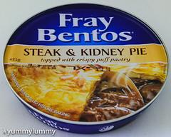 Fray Bentos Steak and Kidney Pie (garydlum) Tags: beef hotpie kidney pie steak canberra australiancapitalterritory australia au
