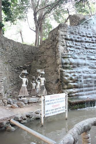 Nek Chand's garden