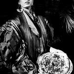 Napoli fashion on the road - BW series