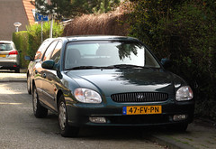 2000 Hyundai Sonata 2.0i 16V (rvandermaar) Tags: 2000 hyundai sonata 20i hyundaisonata sidecode6 47fvpn 16v