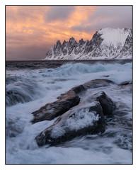 Devils Teeth Senja (shaunyoung365) Tags: seascape senja norway winter landscape sonya7riii