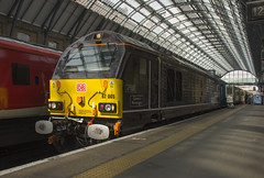 67005 (Lucas31 Transport Photography) Tags: trains railway class67 67005 footex kgx