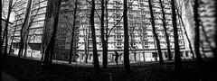 Bloc (ewitsoe) Tags: bnw blackandwhite city cityscape horizont landscape monochrome pano panorama rolleirpx100 spring street warszawa erikwitsoe erikwitsoecom mono poland urban warsaw panoramic widescreen wide oldanalog camera russiancamera zenit