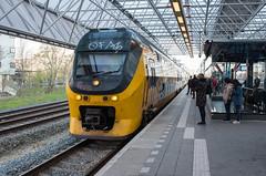 08.09 to Nijmegen (std70040) Tags: zaandam station trainstation railwaystation train electrictrain emu