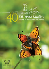 Walking with Butterflies (Roger Wasley) Tags: westmidlands butterfly conservation butterflies walkingwithbutterflies 40 sites guide booklet publication charity