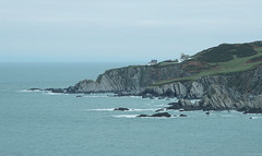 Bull Point Lighthouse & Cottages, Devon (EmPhoto.) Tags: emmiejgee uk seascape landscapepassion bullpoint lighthouse peninsula northdevon sonya7rm2