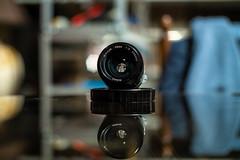 Nikon Nikkor 28mm f/2 (::nicolas ferrand simonnot::) Tags: nikon nikkor 28mm f2 1976 | 7 blades aperture f viltrox effx ii speed booster 071x nippon kogaku japan nikkors 55mm f12 1969 iris mount paris 2019