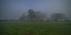 foggy time (y.mihov, Big Thanks for more than a million views) Tags: fog fields sonyalpha sightseeing sigma skyes trespass travel tourist trees national tru green garden england europe englanduk morning bench wealth winter wide walks house