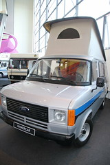 Hymercar Ford Transit (1982) (Mc Steff) Tags: hymercar ford transit 1982 wohnmobil camper erwinhymermuseum