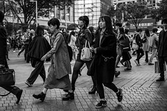 We Don't Have To Look At You, Talk With You, And Definitely Not Hear You (burnt dirt) Tags: asian japan tokyo shibuya station streetphotography documentary candid portrait fujifilm xt1 bw blackandwhite laugh smile cute sexy latina young girl woman japanese korean thai dress skirt shorts jeans jacket leather pants boots heels stilettos bra stockings tights yogapants leggings couple lovers friends longhair shorthair ponytail cellphone glasses sunglasses blonde brunette redhead tattoo model train bus busstation metro city town downtown sidewalk pretty beautiful selfie fashion pregnant sweater people person costume cosplay boobs