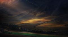 В ожидании Солнца (pavel27057580) Tags: алтай осень перевал долина свет восход пастбище пейзаж красота
