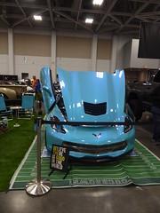 Coastal Virginia Auto Show Va Beach 2018 (MisterQque) Tags: carshow autoshow coastalvirginiaautoshow corvette customizedcar customcar musclecar customizedcorvette