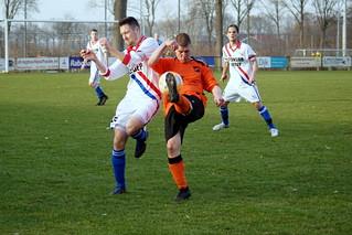 SVV-Bruchterveld (5-0)