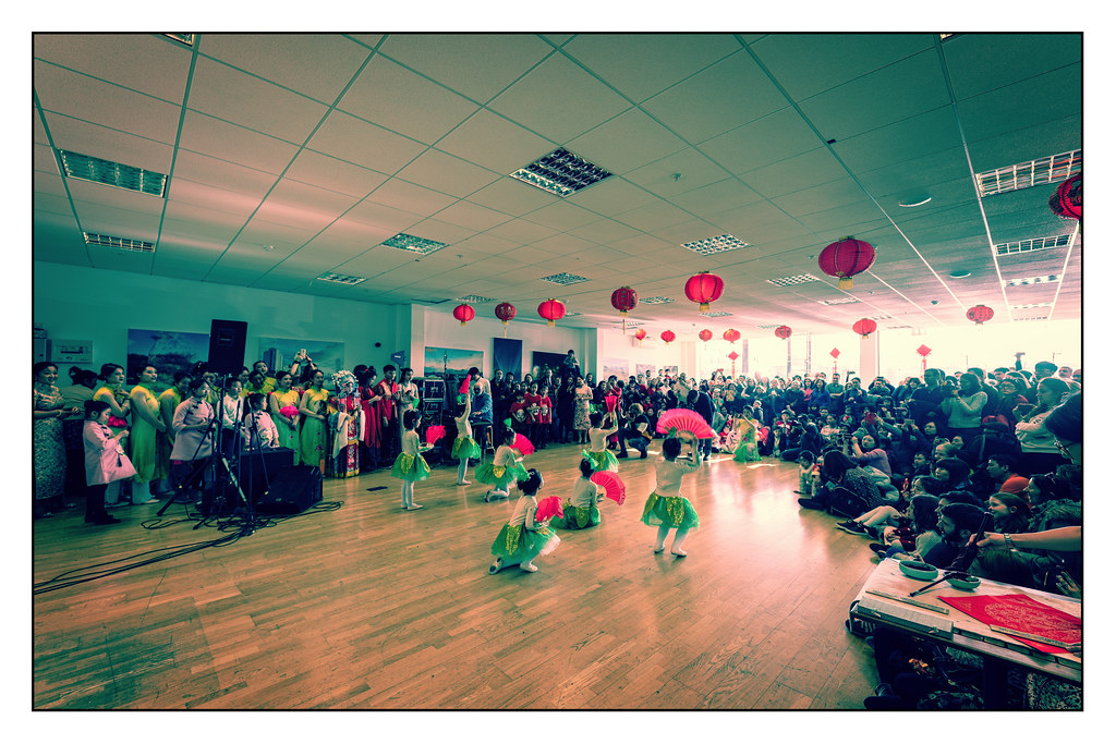 YEAR OF THE PIG - LUNAR NEW YEAR CELEBRATION AT THE CHQ IN DUBLIN [OFTEN REFERRED TO AS CHINESE NEW YEAR]-148916