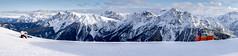View from Kronplatz (Plan de Corones), South Tirol, Italy (msadurski) Tags: kronplatz mountains snow winter lumix 1232 panorama gm5 alps