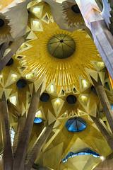 Barcelone-209 (bonacherajf) Tags: barcelona barcelone catalogne catalunya espagne sagradafamilia spagna espania spagnaa cathédrale