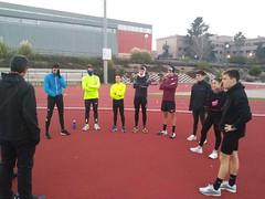Alba David subcampeones duatlon madrid aragón team clavería 6