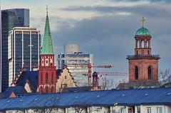 07-Francfort Mars 2019 - Römer au dessus des toits (paspog) Tags: francfort frankfurt germany allemagne deutschland 2019 main