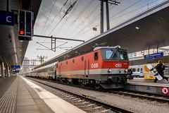 1144 026-2 ÖBB Wien Hauptbahnhof 03.02.19 (Paul David Smith (Widnes Road)) Tags: 1144 11440262 öbb wien hauptbahnhof 030219