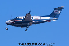 N523GC (PHLAIRLINE.COM) Tags: philadelphiainternationalairport spotter kphl phl bizjet spotting airline generalaviation planes flight airlines philly