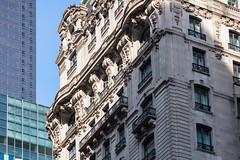 St Regis NYC Exterior (Black Russian Studio) Tags: nyc newyork newyorkcity stregus hotel manhattan midtown exterior architecture architecturaldetail landmark takumar asahi pentax