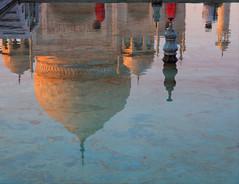 Reflection (651412) Tags: taj mahal reflection india