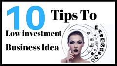 Top 10 Business Idea with low Investment (Differentclips) Tags: top 10 business idea with low investment