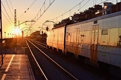 Estació de Rodalies 2 (Xevi V) Tags: vilassardemar rodalies renfe train tren maresme elmaresme catalunya catalonia isiplou llocsambencant