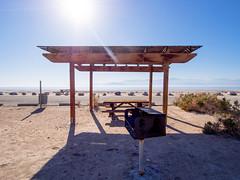 PB071014 (elsuperbob) Tags: saltonsea california toxic dry desert emptyspaces landscape baked newtopographics picnic saltonseastaterecreationarea