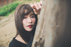 IMG_3226-00 (MK影像) Tags: photography beauty model style canon eye fashion 廢墟 個性 寫真 人像攝影