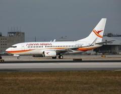Surinam Airways                                             Boeing 737                             PZ-TCS (Flame1958) Tags: surinam surinamairways surinamb737 boeing737 b737 737 boeing pztcs kmia flap flap2019 mia miamiairport 7827 150219 0219 2019