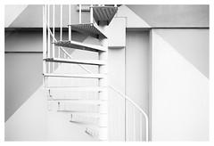 Spiral staircase and wall (leo.roos) Tags: spiralstaircase stairs staircase stairway spiral trap wenteltrap dehopman straatkunst streetart streetwiseproject urbanartstudio terraart tobiasbeckerhoff karskibeyond michadebie bierbrood saidkinos sjorskouthoofd iameelco noiretblanc muurschildering mural muralism graffiti graphitti grafitti wallart graphiti zoetermeer makroplanart250 makroplanar502zf a7rii carlzeissmakroplanar502 zf cz darosa leoroos