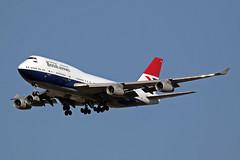 B747 400 (G-CIVB) British Airways (Retrojet) (boeing-boy) Tags: mikeling boeingboy britishairways b747 gcivb heathrow