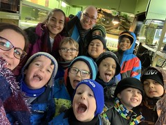 3/4 Camp de jour - Semaine de relâche 2019 - Exotarium