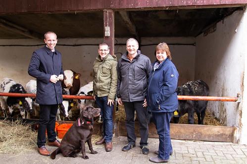 Hof Reuter produziert Ochsenfleisch aus Weidehaltung - darüber habe ich mich in Oldenburg informiert.
