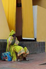 Téléphone (Arnadel) Tags: ténérife losamericanos téléphone jaune tenerife phone yellow