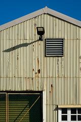 Tin facade (.Stephen..Brennan.) Tags: architecture da70 fremantle industrial pentax pentaxk3 perth westernaustralia australia au 70mm