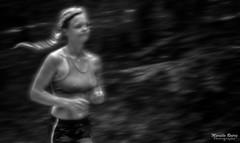 The runner (Marcello Rodriz) Tags: runner running run corredor footing park raleigh nc bw blackandwhite black white blancoynegro blanco negro rodriguezpuebla rodriz street fine art fineart movement nikon d610 2014