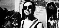 No hard feelings! (Baz 120) Tags: candid candidstreet candidportrait city contrast street streetphotography streetphoto streetcandid streetportrait strangers rome roma ricohgrii europe women monochrome monotone mono noiretblanc bw blackandwhite urban life portrait people italy italia grittystreetphotography faces decisivemoment