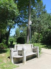 Jardin public, Cognac (16) (Yvette G.) Tags: banc cognac 16 charente poitoucharentes nouvelleaquitaine jardinpublic