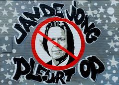Schuttersveld (oerendhard1) Tags: graffiti streetart urban art rotterdam oerendhard schuttersveld crooseijk mol jandejongpleurtop feyenoord
