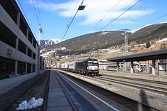 193 858 te Matrei am Brenner (vos.nathan) Tags: matrei am brenner obb 193 858 österreichische bundesbahnen vectron rola