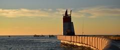 coucher de soleil à Capbreton (10) (J-M-M) Tags: coucherdesoleil phare balise