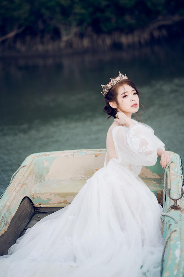 台南自助婚紗 女生都愛的仙仙風格婚紗 039