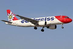 HB-JJK_02 (GH@BHD) Tags: hbjjk airbus a320 a320200 a320214 edw edelweissair ace gcrr arrecifeairport arrecife lanzarote aircraft aviation airliner