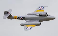 20120623-140759-Yeovilton-12-HDR (Neil D. Brant) Tags: gbwmf glostermeteort7 historicwarbirds operator theclassicaircrafttrust wa591 yeoviltonairday2012 yeovilton somerset england gb