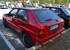 LANCIA Delta HF integrale Kat - 1988 (SASSAchris) Tags: lancia hf integrale delta voiture italienne tours castellet circuit ricard rallye 4wd 2 kat dhorloge