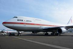 Japan Air Self Defence - Boeing 747-400 - 20-1102 (yak_40) Tags: zrh wef2019 japanairselfdefenceforce jasdf boeing747400 boeing74747c 201102