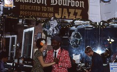 Dancers (TAZMPictures) Tags: neworleans jazz frenchquarter bourbonstreet