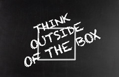 Think outside of the box text on blackboard (wuestenigel) Tags: word chalk text box message think handwriting chalkboard outside note blackboard kreide tafel education bildung display anzeige handschrift school schule business geschäft noperson keineperson classroom klassenzimmer strategy strategie symbol achievement leistung writing schreiben money geld diagram diagramm conceptual konzeptionell lesson lektion commerce handel solution lösung
